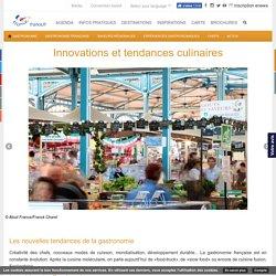 Innovations et tendances culinaires