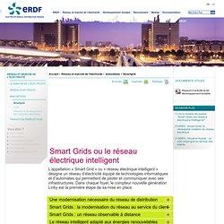 Smartgrid - Innovations - Réseau électrique