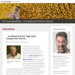 Innovations – Et si les abeilles…