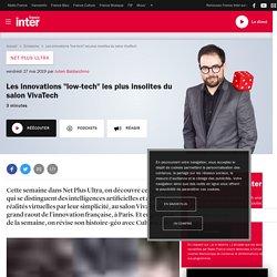 """Les innovations """"low-tech"""" les plus insolites du salon VivaTech"""