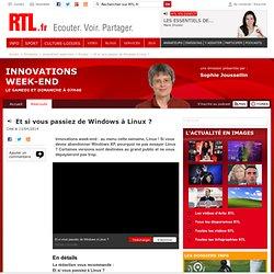 Ecouter, réécouter Innovations week-end du 13-04-2014 : l'émission radio de Sophie Joussellinsur RTL.fr
