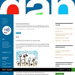 Innovations numériques