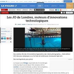 Sports : Les JO de Londres, moteurs d'innovations technologiques