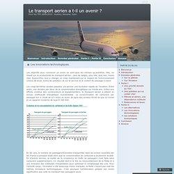 Le transport aerien a t-il un avenir ?