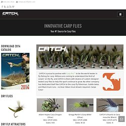 Carp Flies - Catch Fly FishingCatch Fly Fishing