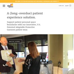 Innovative Patient Clothing For Touch Sensitive Or Immunocompromised Patients