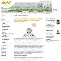 Innovative LernOrte (ILO) - Ostbayerische Technische Hochschule Amberg-Weiden