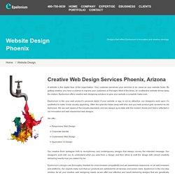 Unique Web Page Designs Phoenix, Web Design Tempe, Innovative Website Design Scottsdale
