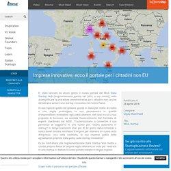 Imprese innovative, ecco il portale per i cittadini non EU