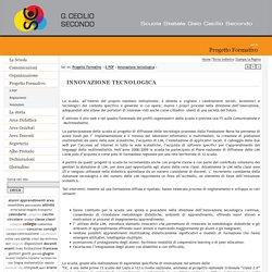 Fondazione Roma -Innovazione tecnologica