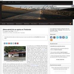 Le bilan des inondations 2011 en Thailande
