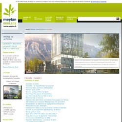 Inovallée - Internet ville de Meylan