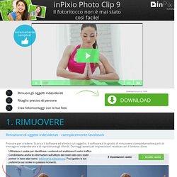 Photo Clip - Il fotoritocco non è mai stato così facile!