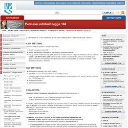INPS - Informazioni