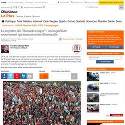 Le mystère trouble des Bonnets rouges : qui se cache derrière cet inquiétant mouvement ?