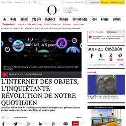 L'internet des objets, l'inquiétante révolution de notre quotidien - O - L'Obs