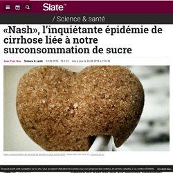 L'épidémie de cirrhose liée au sucre