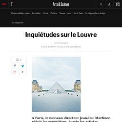 Inquiétudes sur le Louvre