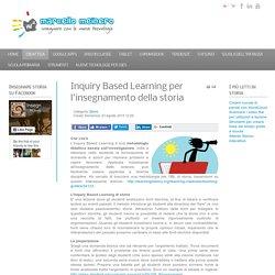 Inquiry Based Learning per l'insegnamento della storia