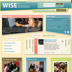 WISE Home Page
