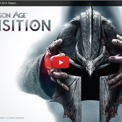 Dragon Age: Inquisition Official E3 2013 Teaser Trailer -- The Fires Above