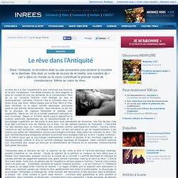 24/04/11 Le rêve dans l'Antiquité