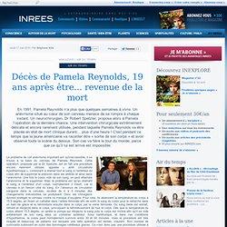 ARTICLE 17/06/10 SITE INREE Décès Pamela Reynolds 19ans après...