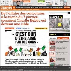 De l'affaire des caricatures à la tuerie du 7 janvier, comment Charlie Hebdo est devenu une cible