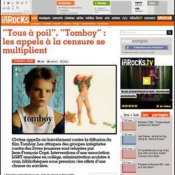 """""""Tous à poil"""", """"Tomboy"""" : les appels à la censure se multiplient"""