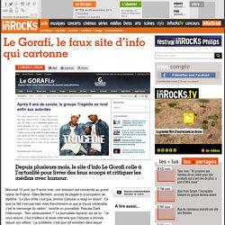 Le Gorafi, le faux site d'info qui cartonne