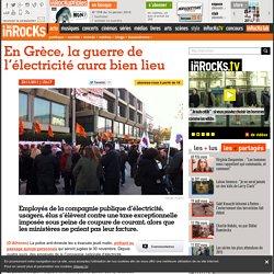 En Grèce, la guerre de l'électricité aura bien lieu