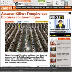 Amazon-Killer : l'empire des libraires contre-attaque