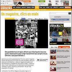 Un magazine, clics en main