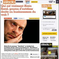 Qui est vraiment Alain Soral, gourou d'extrême droite ou businessman du web ?