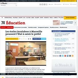 Les écoles insalubres à Marseille poussent l'Etat à saisir le préfet