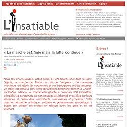 L'Insatiable - Infos réflexions et débats avec Cassandre/Horschamp