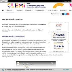 Concours Zéro cliché égalité filles garçons édition 2021- CLEMI