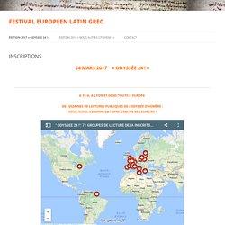FESTIVAL EUROPEEN LATIN GREC
