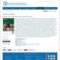 FAO - 2014 - Insectes comestibles - Perspectives pour la sécurité alimentaire et l'alimentation animale