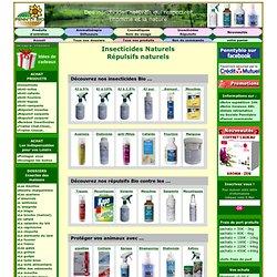 Insecticides naturels 100% efficaces sans danger pour soi et l'environnement