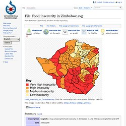 File:Food insecurity in Zimbabwe.svg