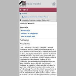 Insee Mobile -