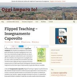 Flipped Teaching – Insegnamento Capovolto