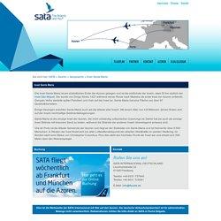 Insel Santa Maria - SATA Flug Azoren
