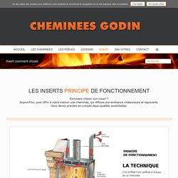 Equipements pearltrees - Insert cheminee godin ...