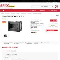 Insert SUPRA Tertio 76 VL1