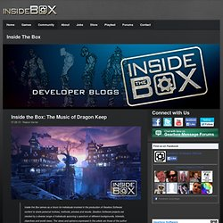 Inside the Box: The Music of Dragon Keep