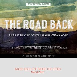 Inside the Story Magazine: Issue 2 – The Picture Smiths