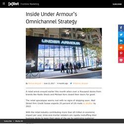 Inside Under Armour's Omnichannel Strategy