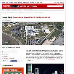 Inside TAO: The NSA's Shadow Network